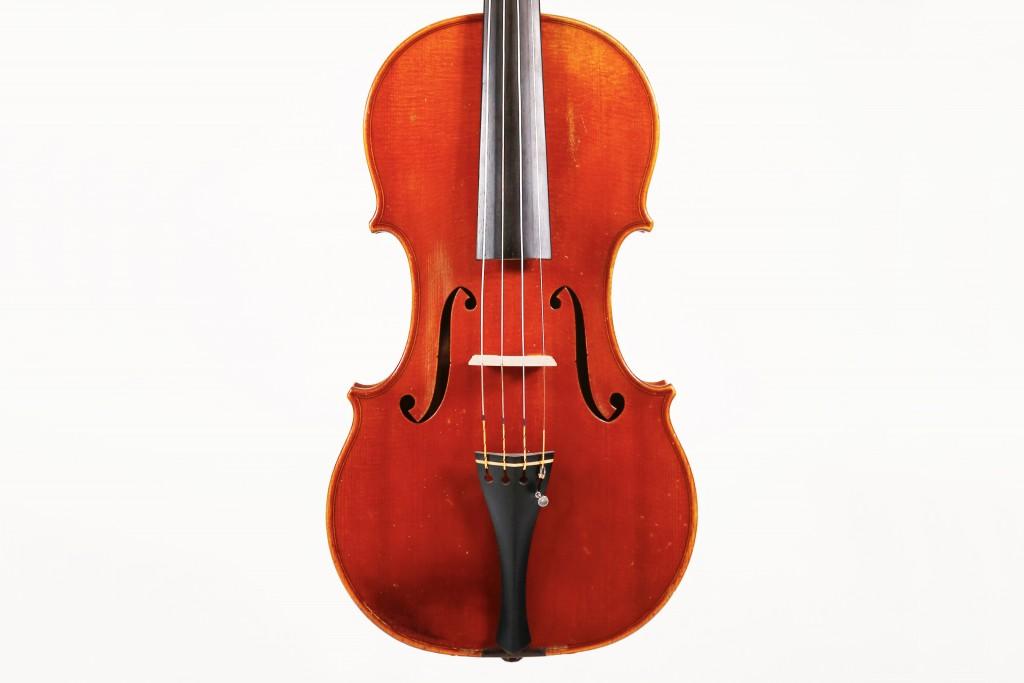 Violine von Johann Evangelist Bader, Mittenwald (1927)006_bader_violine_001