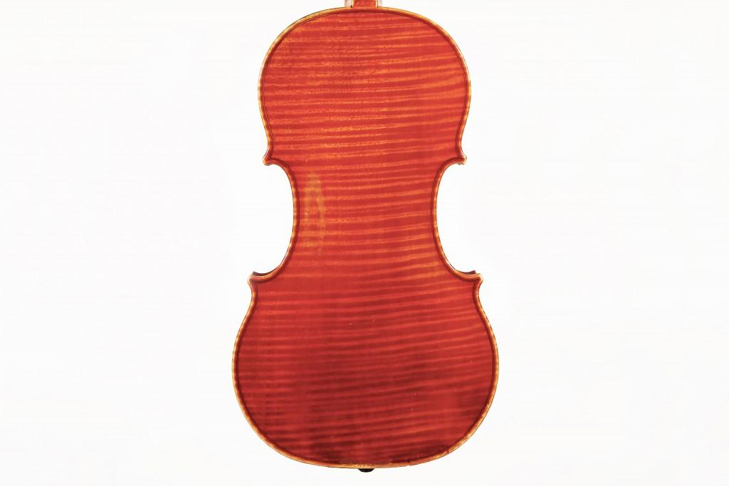 Violine von Johann Evangelist Bader, Mittenwald (1927)006_bader_violine_002