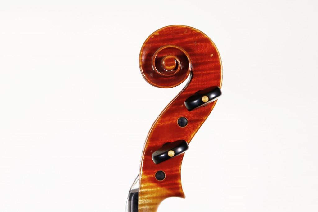 Violine von Johann Evangelist Bader, Mittenwald (1927)006_bader_violine_003