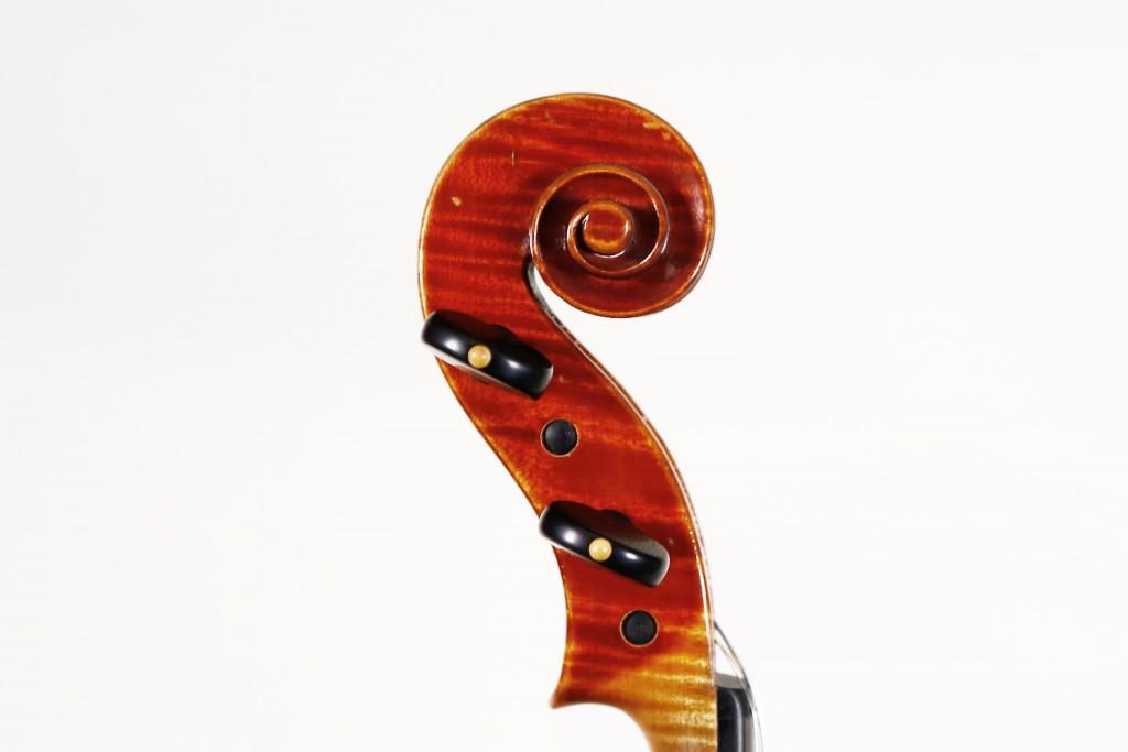 Violine von Johann Evangelist Bader, Mittenwald (1927)006_bader_violine_004