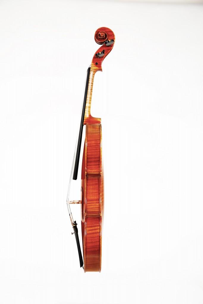Violine von Johann Evangelist Bader, Mittenwald (1927)006_bader_violine_005