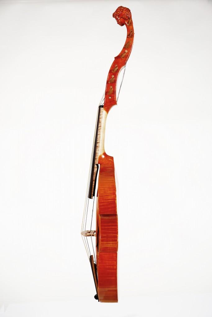 Viola d' amore (6/6) nach Johann Friedrich Hoyer, Klingenthal (1773)007_viola-d-amore_005