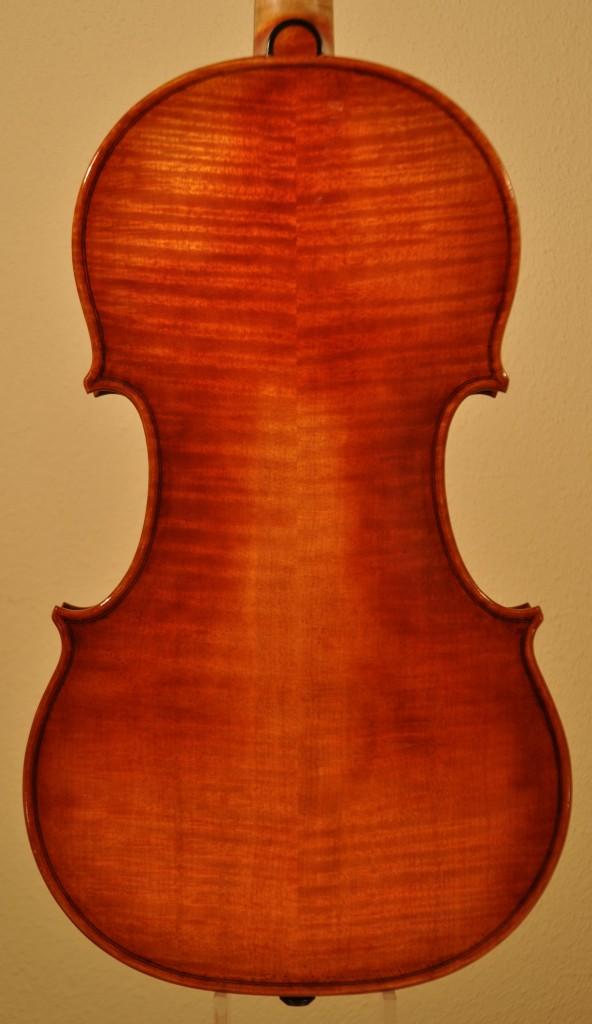Violine Bahman Boden