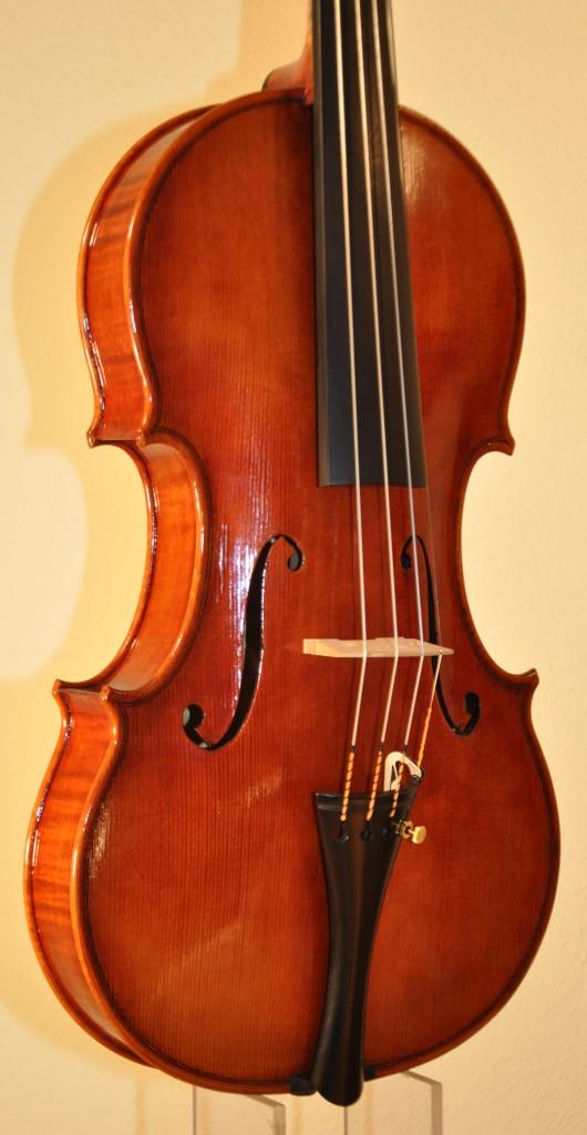Violine Bahman Seite