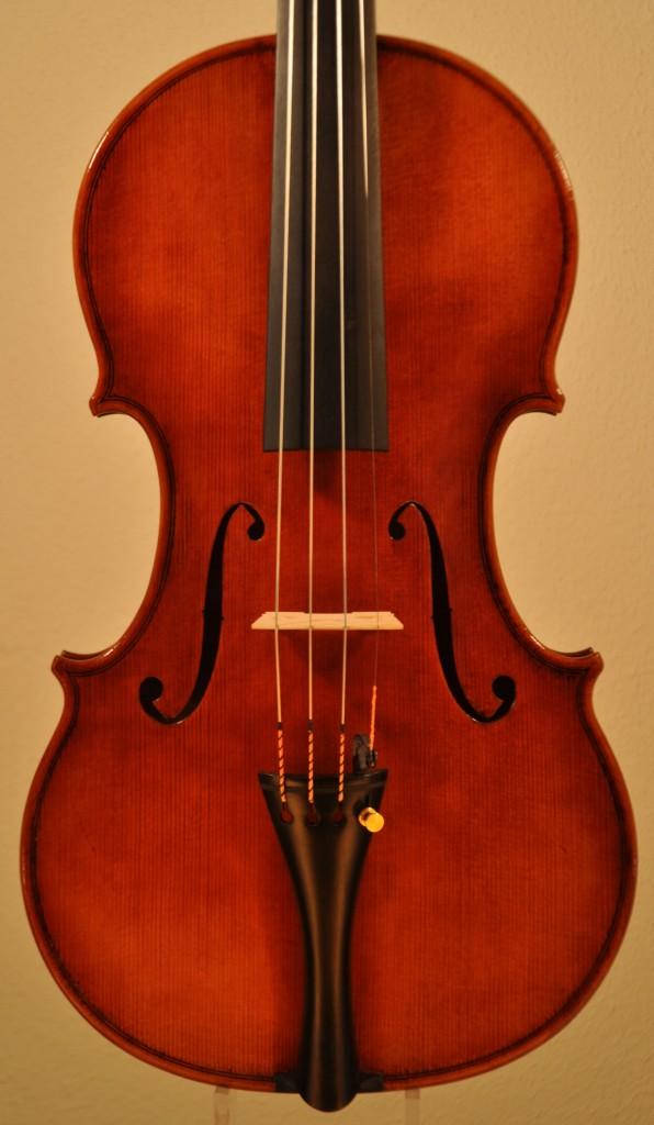 Violine Bahman Decke
